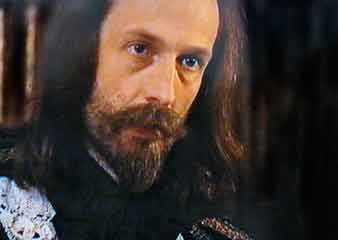 "Maloviere as Charles I, BBC TV's ""Good Fortune"""